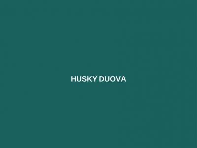 HUSKY DUOVA